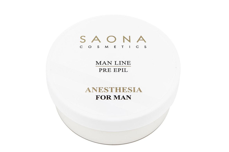 SAONA COSMETICS Гель обезболивающий мужской (поверхностная анастезия) / Man Line 200 мл -  Гели