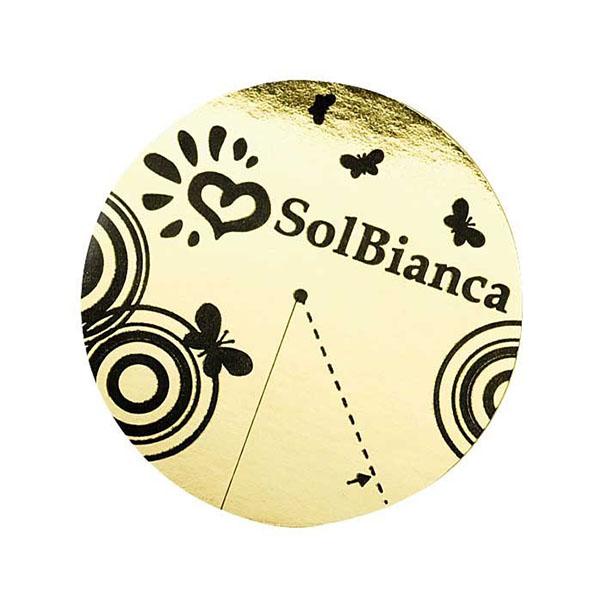 SOLBIANCA Стикини на грудь для солярия d 50 мм 1 пара