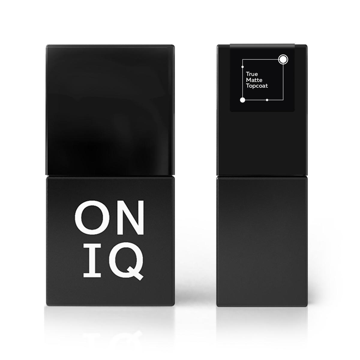 ONIQ Покрытие финишное с матовым эффектом 10 мл - Особые средства
