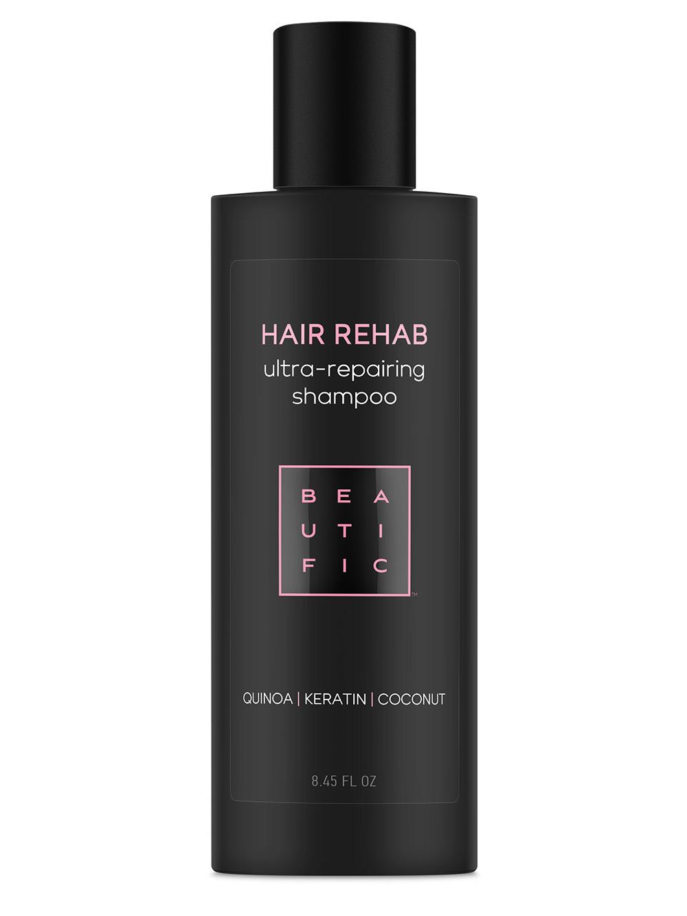 Купить BEAUTIFIC Шампунь супер-восстанавливающий для поврежденных волос / Hair Rehab 250 мл