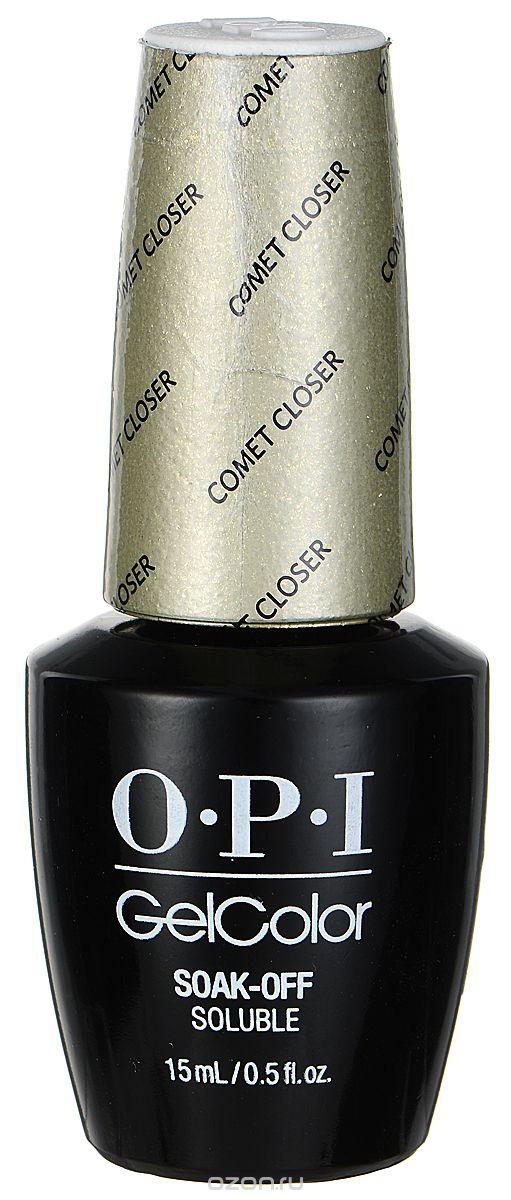 """OPI ����-��� ��� ������ """"Comet Closer"""" / GELCOLOR 15��~"""