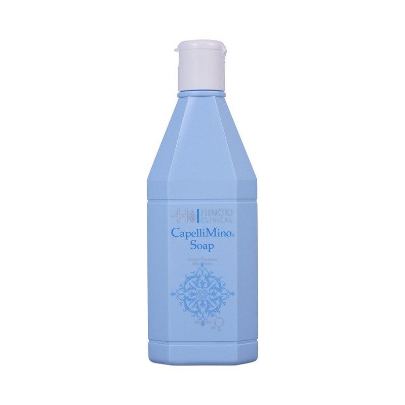 HINOKI CLINICAL Шампунь питательный с регенерирующим действием / Capelli Mino Soap 240 мл -  Шампуни