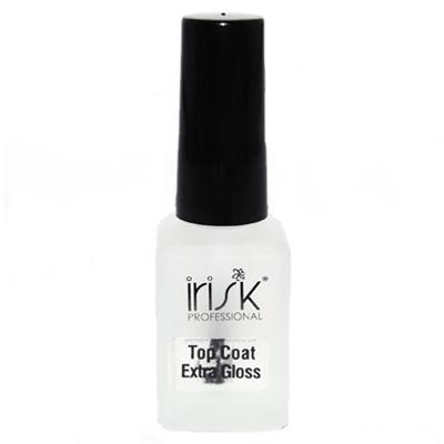 Купить IRISK PROFESSIONAL Закрепитель лака для придания экстра блеска / Top Coat Extra Gloss 8 мл