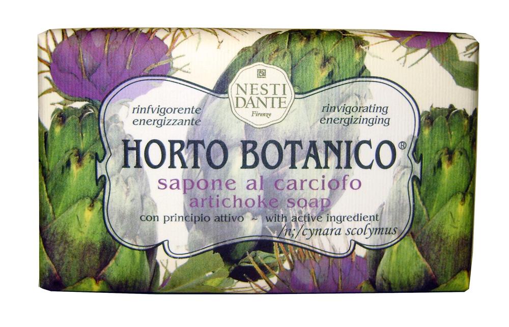NESTI DANTE Мыло Артишок / Horto Botanico 250 г