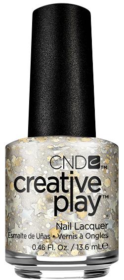 CND 490 лак для ногтей / Stellarbration Creative Play 13,6 мл