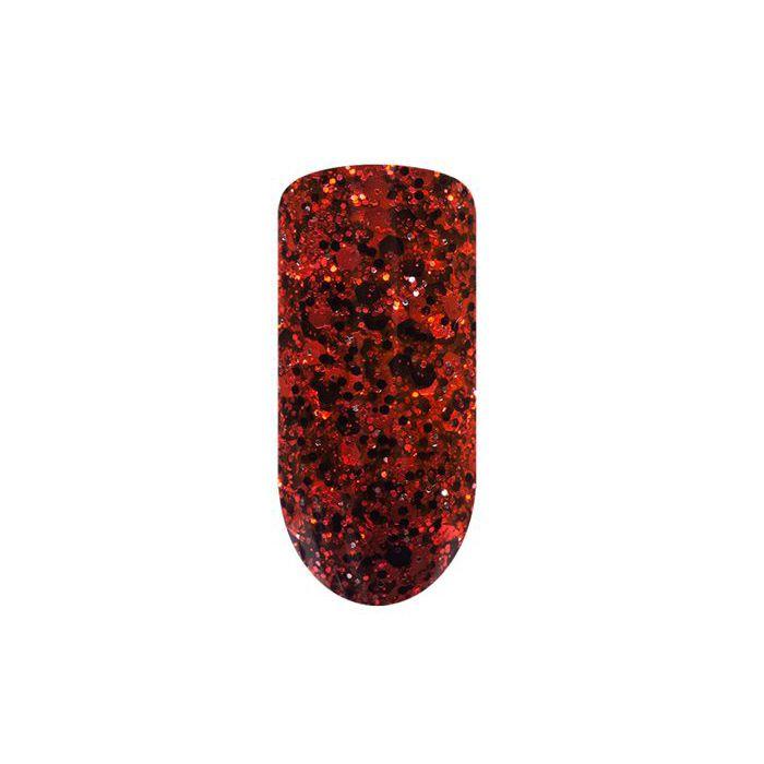 Купить IRISK PROFESSIONAL 70 гель-лак для ногтей / IRISK Glossy Platinum, 5 мл, Красные