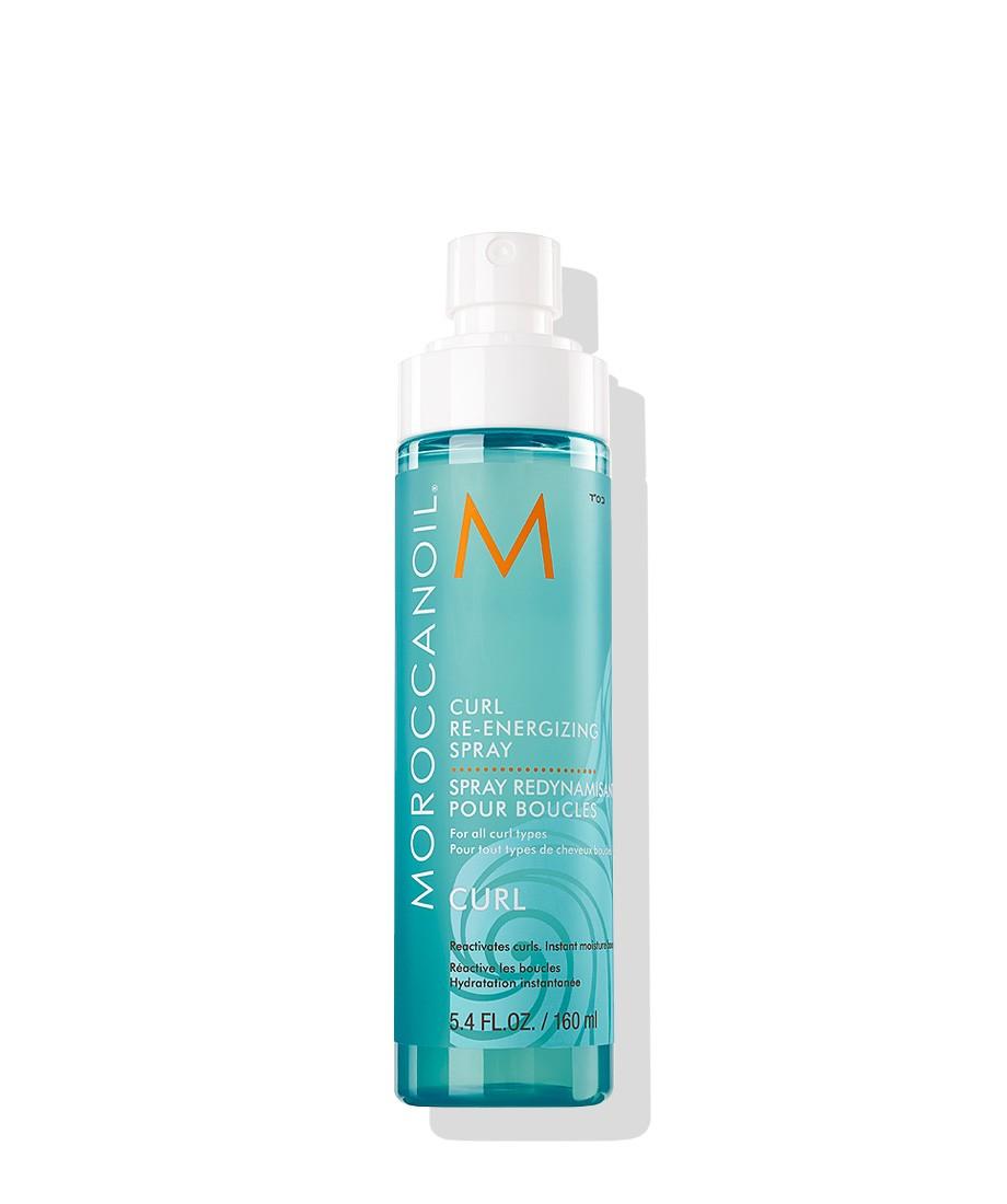 MOROCCANOIL Спрей-энергетик для волос / Curl Re-Energizing Spray 160 мл
