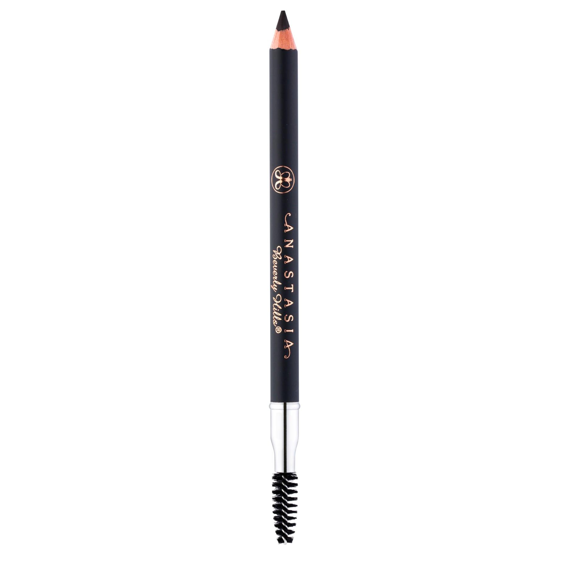 ANASTASIA BEVERLY HILLS Карандаш для бровей Granite / Perfect Brow PencilКарандаши<br>Анастасия создала этот карандаш специально для того, чтобы сделать ваши брови еще красивее. Он незаменим для всех, кто мечтает об идеальных бровях. Компактный и простой в применении карандаш, который практически не занимает места в вашей сумочке и всегда под рукой. Способ применения: нанесите на увлажненную или сухую кожу короткими штриховыми движениями, заполняя пространство между волосками. Вторую сторону карандаша использовать для добавления объема бровям, взбивая волоски вверх короткими ударами.<br>