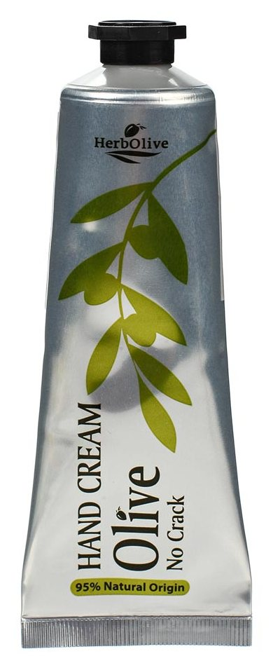MADIS Крем премиум от растрескиваний с оливковым маслом и алоэ вера для рук / HerbOlive 75 мл