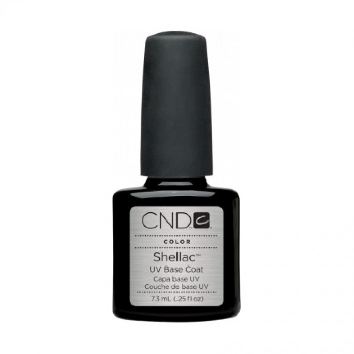 CND Покрытие базовое / UV Base Coat SHELLAC 7,3 мл three hands 30 см light breeze 22391