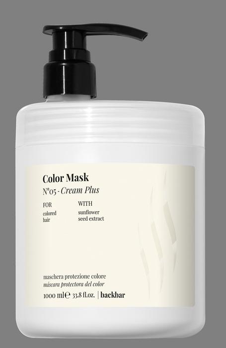 FARMAVITA Маска защитная для окрашенных волос / BACK BAR COLOR MASK №05 1000 мл