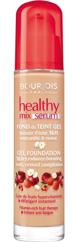 Купить BOURJOIS Крем-сыворотка тональный для лица 52 / Healthy Mix Serum vanille