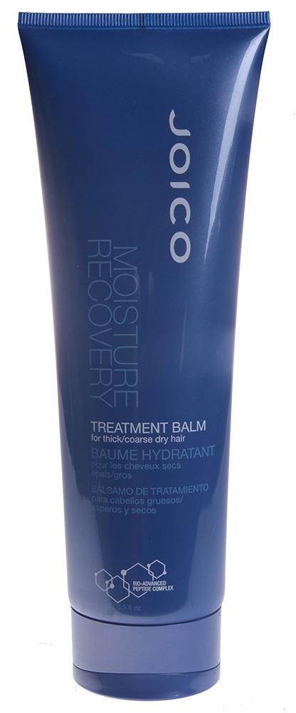 JOICO Маска для жестких и сухих волос / MOISTURE RECOVERY 250млМаски<br>Интенсивная маска, восстанавливающая влагу в волосах. рН 3,5-4,5. Делает волосы увлажненными, мягкими, гладкими, более управляемыми и блестящими. Идеально подходит для жестких, грубых, сухих и вьющихся волос. Способ применения: равномерно распределить по длине вымытых шампунем волос. Оставить на 3-5 минут. Смыть.<br><br>Вид средства для волос: Восстанавливающий