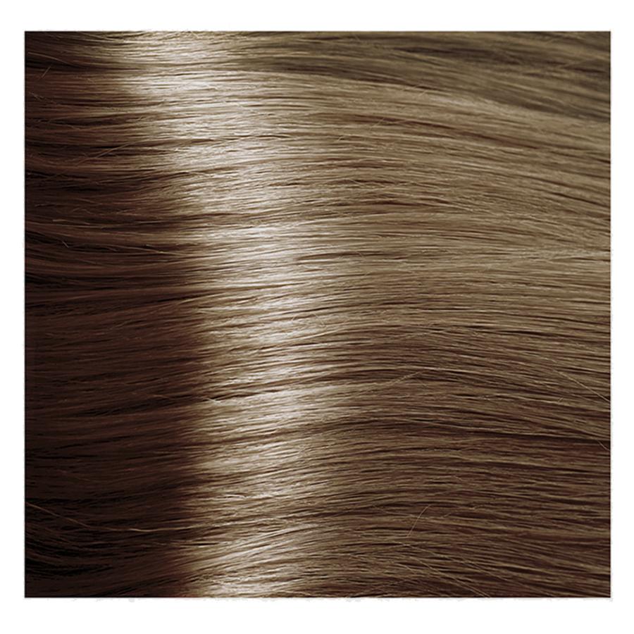 KAPOUS 8.0 краска для волос / Professional coloring 100млКраски<br>Оттенок 8.0 Насыщенный светлый блонд. Стойкая крем-краска для перманентного окрашивания и для интенсивного косметического тонирования волос, содержащая натуральные компоненты. Активные ингредиенты, основанные на растительных экстрактах, позволяют достигать желаемого при окрашивании натуральных, уже окрашенных или седых волос. Благодаря входящей в состав крем краски сбалансированной ухаживающей системы, в процессе окрашивания волосы получают бережный восстанавливающий уход. Представлена насыщенной и яркой палитрой, содержащей 106 оттенков, включая 6 усилителей цвета. Сбалансированная система компонентов и комбинация косметических масел предотвращают обезвоживание волос при окрашивании, что позволяет сохранить цвет и натуральный блеск на долгое время. Крем-краска окрашивает волосы, бережно воздействуя на структуру, придавая им роскошный блеск и натуральный вид. Надежно и равномерно окрашивает седые волосы. Разводится с Cremoxon Kapous 3%, 6%, 9% в соотношении 1:1,5. Способ применения: подробную инструкцию по применению см. на обороте коробки с краской. ВНИМАНИЕ! Применение крем-краски  Kapous  невозможно без проявляющего крем-оксида  Cremoxon Kapous . Краски отличаются высокой экономичностью при смешивании в пропорции 1 часть крем-краски и 1,5 части крем-оксида. ВАЖНО! Оттенки представленные на нашем сайте являются фотографиями цветовой палитры KAPOUS Professional, которые из-за различных настроек мониторов могут не передать всю глубину и насыщенность цвета. Для того чтобы результат окрашивания KAPOUS Professional вас не разочаровал, обращайте внимание на описание цвета, не забудьте правильно подобрать оксидант Cremoxon Kapous и перед началом работы внимательно ознакомьтесь с инструкцией.<br><br>Класс косметики: Косметическая