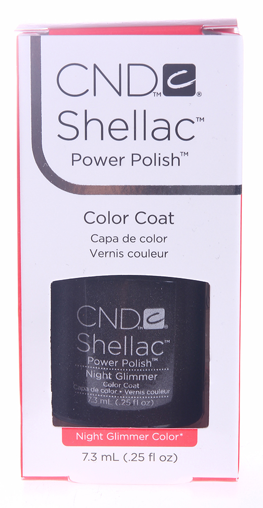CND 057A покрытие гелевое Night Glimmer / SHELLAC 7,3мл