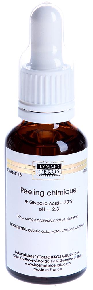 KOSMOTEROS PROFESSIONAL PARIS Кислота гликолевая 70% (pH2,3) 30мл