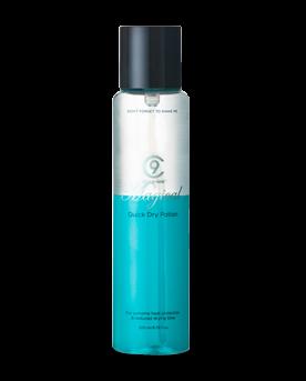CLOUD NINE Спрей-эликсир для облегчения укладки волос / Magical Quick Dry Potion 200млЭликсиры<br>Ультрабыстрая сушка волос, фиксация, укрепление волос и термозащита   все в одном! Magical Quick Dry Potion ускоряет время высыхания волос в среднем на 50%, защищает волосы от термовоздействия, делает стайлинг более щадящим и значительно экономит ваше время.<br><br>Вид средства для волос: Щадящая
