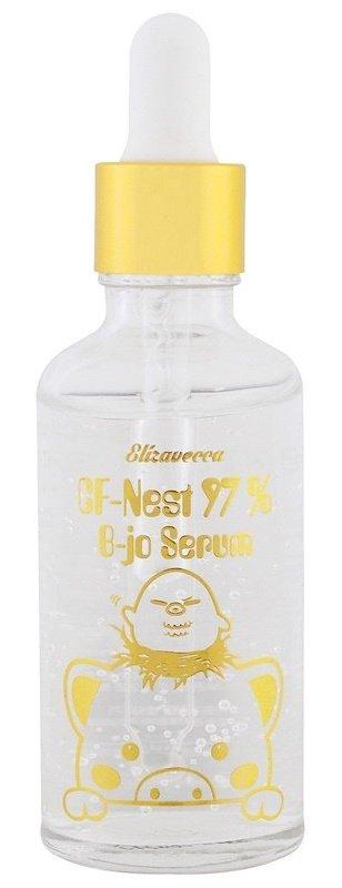 ELIZAVECCA Сыворотка легкая с экстрактом ласточкиного гнезда для лица / CF-Nest 97% B-jo Serum 50 мл
