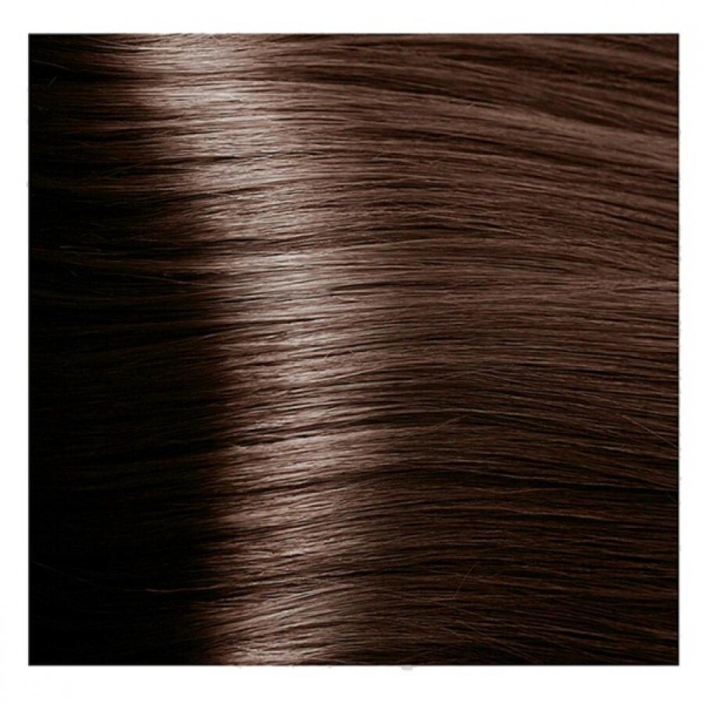 Купить KAPOUS NA 6.32 краска для волос, темный золотисто-коричневый блонд / Magic Keratin 100 мл