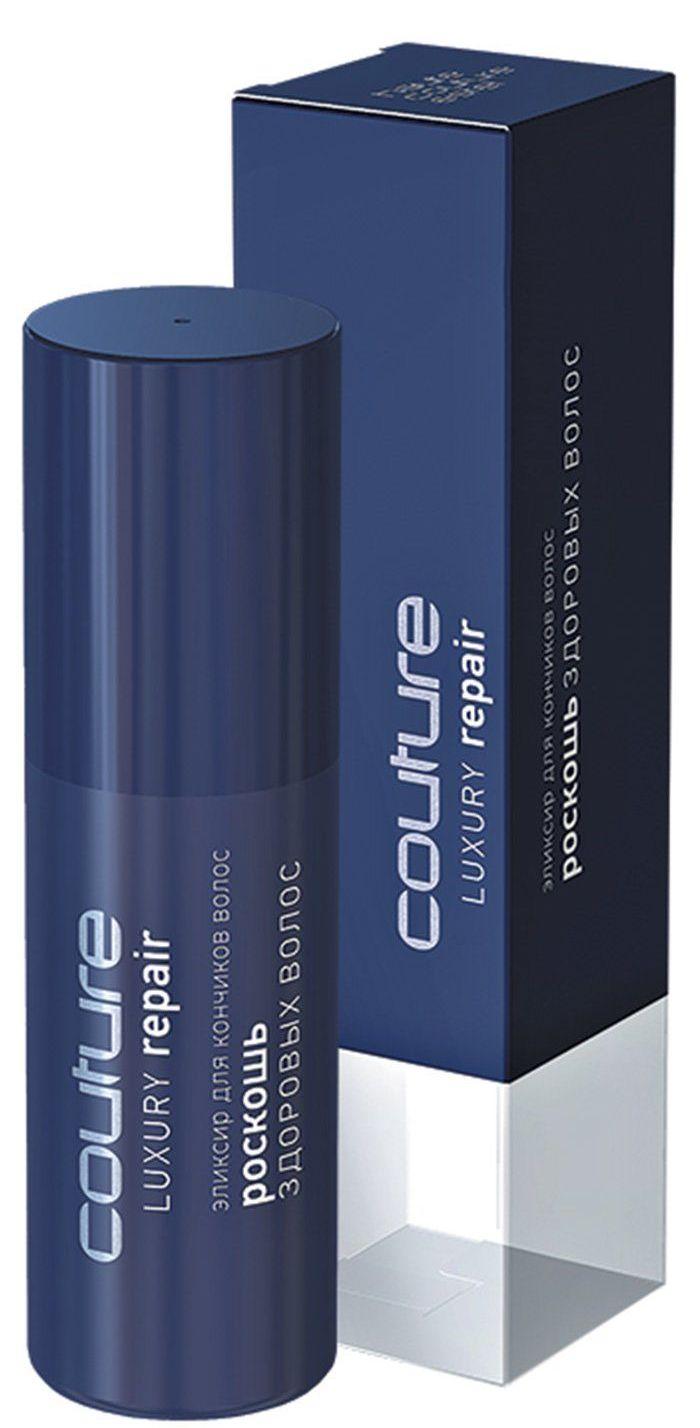 ESTEL HAUTE COUTURE Эликсир для кончиков волос / LUXURY REPAIR 50 мл