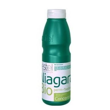 ESTEL PROFESSIONAL Фиксаж-перманент / NIAGARA 500млОсобые средства<br>Для фиксации локонов, восстановления рН-баланса кожи головы и волос и нейтрализации остатков био-перманента используется универсальный фиксаж-перманент NIAGARA, применяемый с любым типом био-перманента. Фиксаж-перманент NIAGARA производится в концентрированном виде. Способ применения: перед использованием необходимо разбавлять его водой в соотношении 1:1. До начала использования препаратов для перманентной завивки всегда заранее внимательно читайте инструкцию по применению. Строгое следование инструкции гарантирует получение оптимального результата завивки.<br><br>Объем: 500 мл