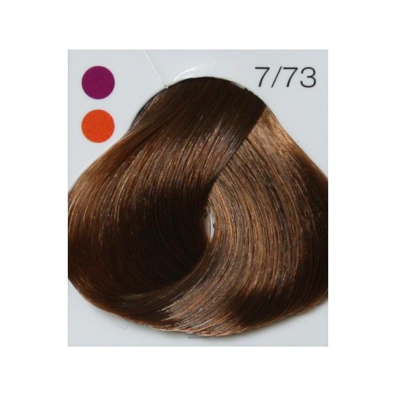 LONDA PROFESSIONAL 7/73 Краска для волос LC NEW инт.тонирование блонд коричнево-золотистый, 60мл