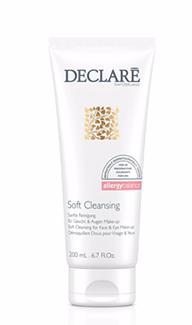 DECLARE Гель мягкий для очищения и удаления макияжа / Soft Cleansing for Face & Eye Make-up 200мл