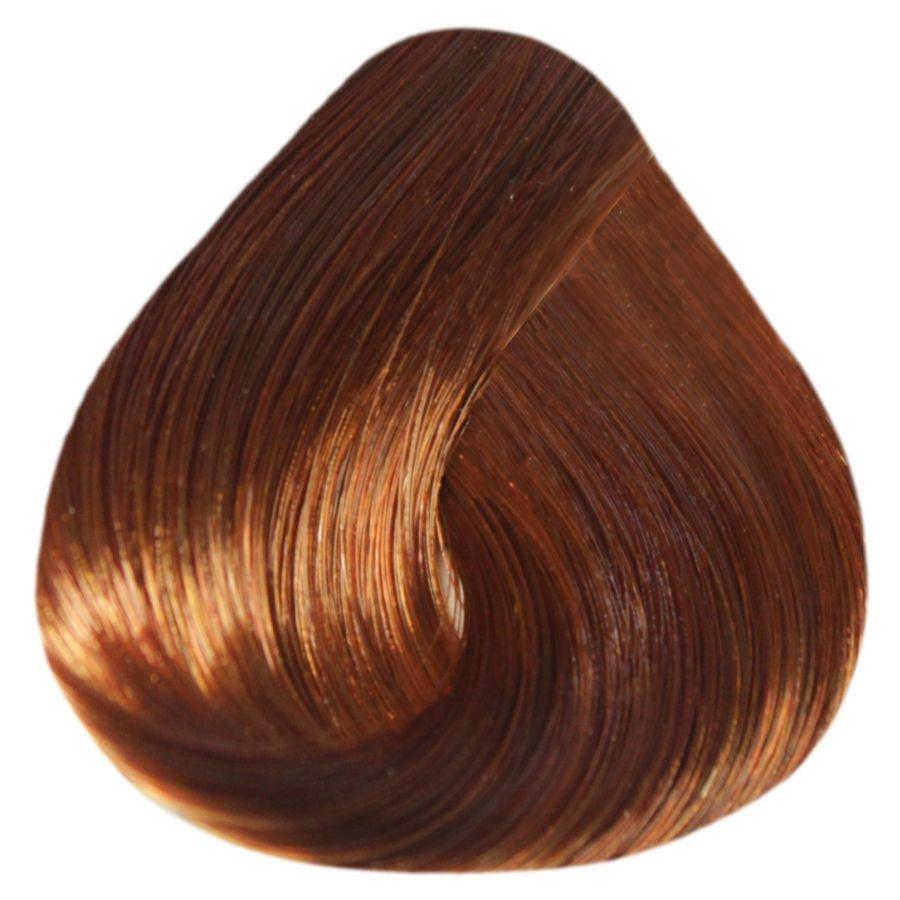 ESTEL PROFESSIONAL 7/4 краска д/волос / DE LUXE SENSE 60млКраски<br>7/4 русый медный Разнообразие палитры оттенков SENSE DE LUXE позволяет играть и варьировать цветом, усиливая естественную красоту волос, создавать яркие оттенки. Волосы приобретут великолепный блеск, мягкость и шелковистость. Новые возможности для мастера, истинное наслаждение для вашего клиента. Полуперманентная крем-краска для волос не содержит аммиак. Окрашивает волосы тон в тон. Придает глубину натуральному цвету волос, насыщает их блеском и сиянием. Выравнивает цвет волос по всей длине. Легко смешивается, обладает мягкой, эластичной консистенцией и приятным запахом, экономична в использовании. Масло авокадо, пантенол и экстракт оливы обеспечивают глубокое питание и увлажнение, кератиновый комплекс восстанавливает структуру и природную эластичность волос, сохраняет естественный гидробаланс кожи головы. Палитра цветов: 68 тонов. Цифровое обозначение тонов в палитре: Х/хх   первая цифра   уровень глубины тона х/Хх   вторая цифра   основной цветовой нюанс х/хХ   третья цифра   дополнительный цветовой нюанс Рекомендуемый расход крем-краски для волос средней густоты и длиной до 15 см   60 г (туба). Способ применения: ОКРАШИВАНИЕ Рекомендуемые соотношения Для темных оттенков 1-7 уровней и тонов EXTRA RED: 1 часть крем-краски SENSE DE LUXE + 2 части 3% оксигента DE LUXE Для светлых оттенков 8-10 уровней: 1 часть крем-краски ESTEL SENSE DE LUXE + 2 части 1,5% активатора DE LUXE. КОРРЕКТОРЫ /CORRECTOR/ 0/00N   /Нейтральный/ бесцветный безамиачный крем. Применяется для получения промежуточных оттенков по цветовому ряду. 0/66, 0/55, 0/44, 0/33, 0/22, 0/11   цветные корректоры. С помощью цветных корректоров можно усилить яркость, интенсивность цвета, или нейтрализовать нежелательный цветовой нюанс. Рекомендуемое количество корректоров: 1 г = 2 см На 30 г крем-краски (оттенки основной палитры): 10/Х   1-2 см 9/Х   2-3 см 8/Х   3-4 см 7/Х   4-5 см 6/Х   5-6 см 5/Х   6-7 см 4/Х   7-8 см 3/Х   8-9 см Корректоры