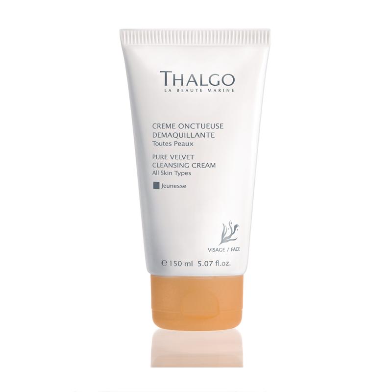 THALGO Крем очищающий для всех типов кожи Омоложение 150мл