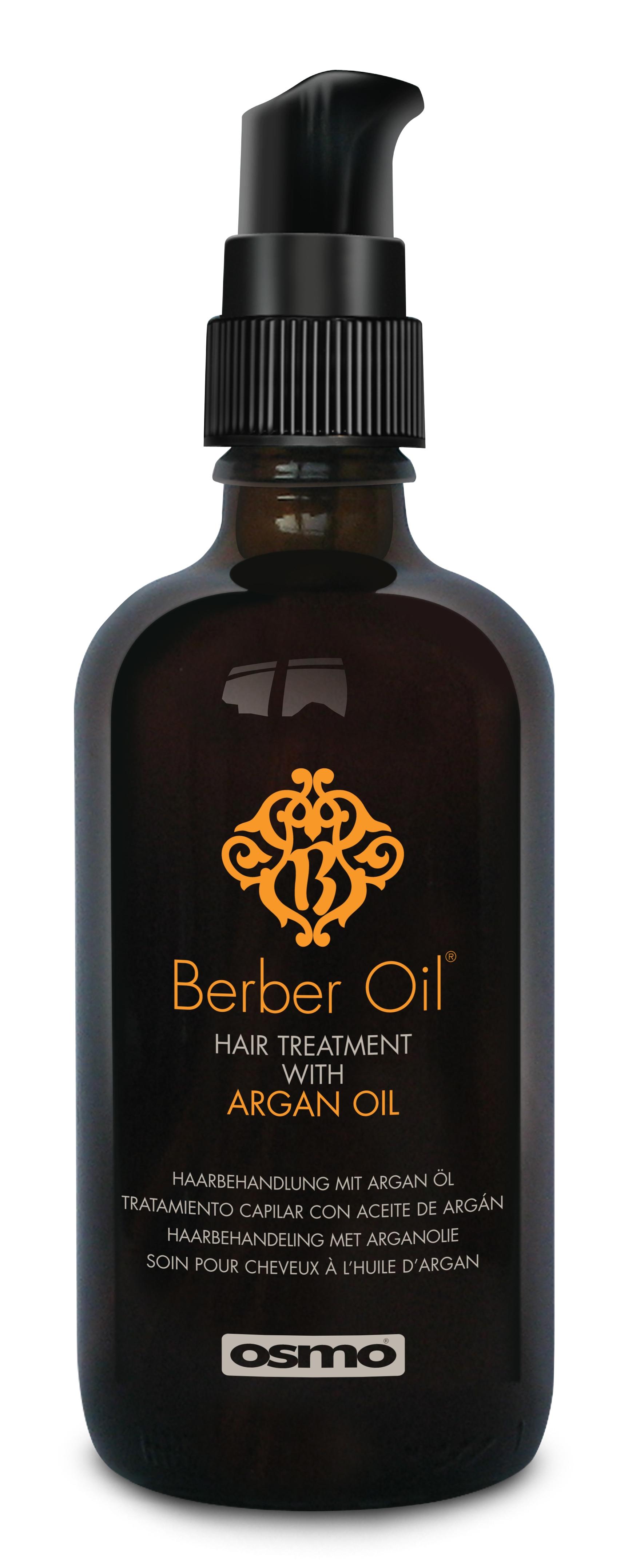 OSMO Масло восстановление и лечение Берберское масло / The Berber Oil Collection 100мл