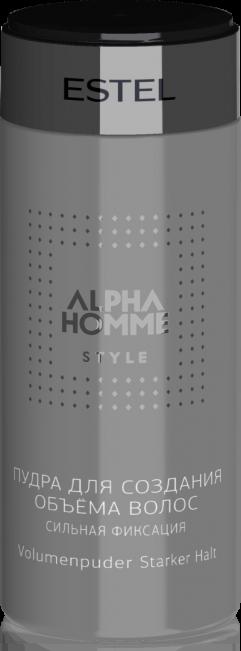 ESTEL PROFESSIONAL Пудра для создания объема волос / ALPHA HOMME 8 г