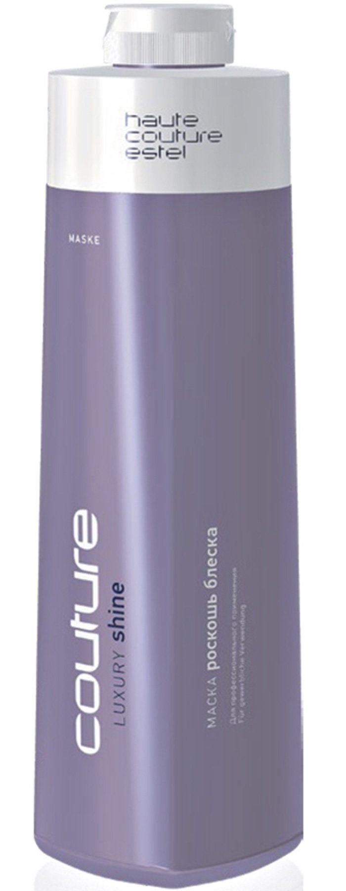 Купить ESTEL HAUTE COUTURE Маска для волос / LUXURY SHINE 1000 мл