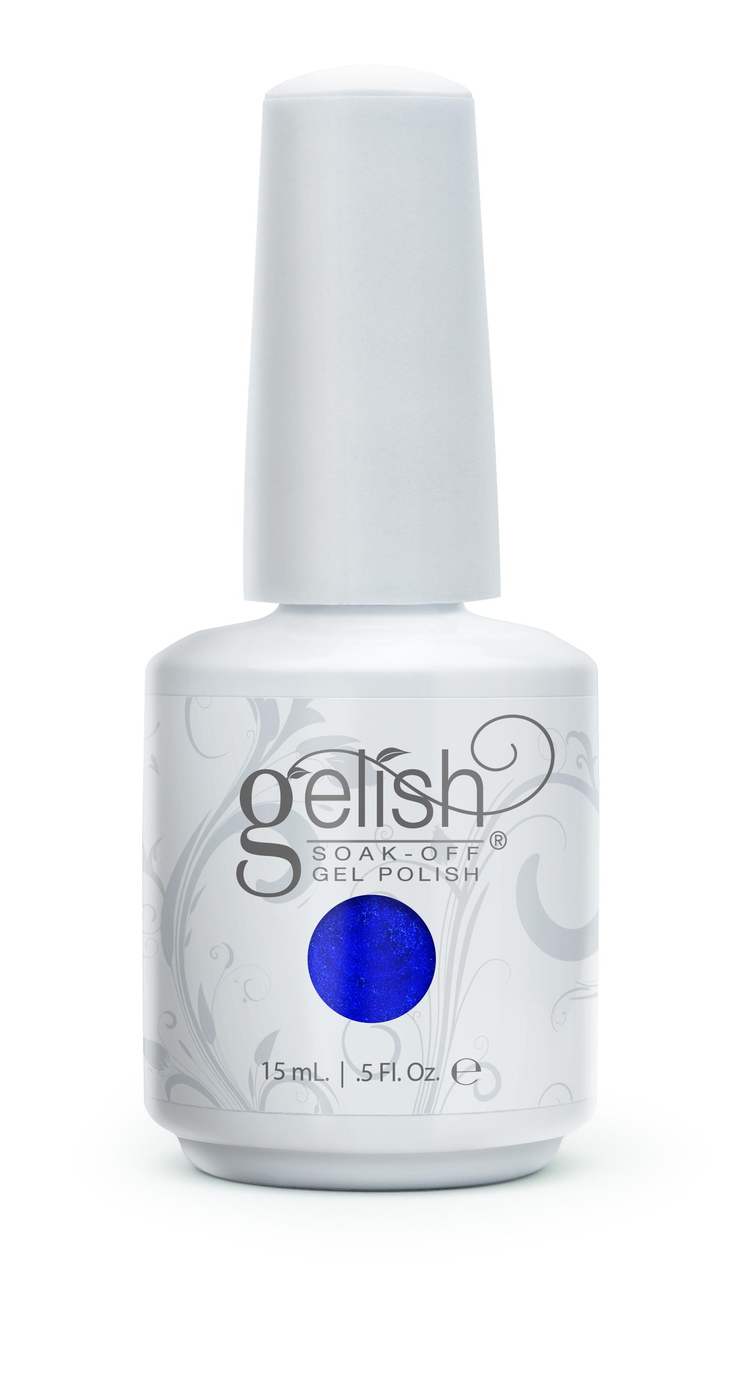 GELISH Гель-лак Live Like Theres No Midnight / GELISH 15млГель-лаки<br>Гель-лак Gelish наносится на ноготь как лак, с помощью кисточки под колпачком. Процедура нанесения схожа с&amp;nbsp;нанесением обычного цветного покрытия. Все гель-лаки Harmony Gelish выполняют функцию еще и укрепляющего геля, делая ногти более прочными и длинными. Ногти клиента находятся под защитой гель-лака, они не ломаются и не расслаиваются. Гель-лаки Gelish после сушки в LED или УФ лампах держатся на натуральных ногтях рук до 3 недель, а на ногтях ног до 5 недель. Способ применения: Подготовительный этап. Для начала нужно сделать маникюр. В зависимости от ваших предпочтений это может быть европейский, классический обрезной, СПА или аппаратный маникюр. Главное, сдвинуть кутикулу с ногтевого ложа и удалить ороговевшие участки кожи вокруг ногтей. Особенностью этой системы является то, что перед нанесением базового слоя необходимо обработать ноготь шлифовочным бафом Harmony Buffer 100/180 грит, для того, чтобы снять глянец. Это поможет улучшить сцепку покрытия с ногтем. Пыль, которая осталась после опила, излишки жира и влаги удаляются с помощью обезжиривателя Бондер / GELISH pH Bond 15&amp;nbsp;мл или любого другого дегитратора. Нанесение искусственного покрытия Harmony.&amp;nbsp; После того, как подготовительные процедуры завершены, можно приступать непосредственно к нанесению искусственного покрытия Harmony Gelish. Как и все гелевые лаки, продукцию этого бренда необходимо полимеризовать в лампе. Гель-лаки Gelish сохнут (полимеризуются) под LED или УФ лампой. Время полимеризации: В LED лампе 18G/6G = 30 секунд В LED лампе Gelish Mini Pro = 45 секунд В УФ лампах 36 Вт = 120 секунд В УФ лампе Harmony Mini Portable UV Light = 180 секунд ПРИМЕЧАНИЕ: подвергать полимеризации необходимо каждый слой гель-лакового покрытия! 1)Первым наносится тонкий слой базового покрытия Gelish Foundation Soak Off Base Gel 15 мл. 2)Следующий шаг   нанесение цветного гель-лака Harmony Gelish.&amp;nbsp; 3)Заключительн