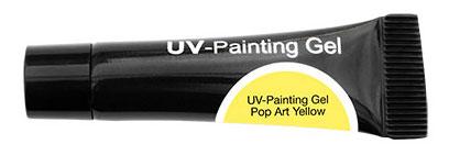 CND Гель-краска УФ (не использовать на натуральных ногтях) / OH UV-Painting Gel Pop Art Yellow 5мл