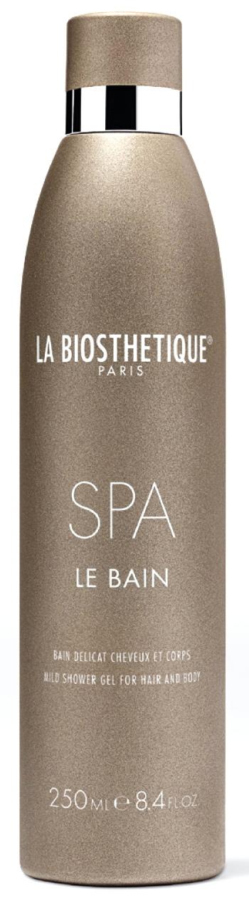 LA BIOSTHETIQUE Гель-шампунь мягкий освежающий для тела и волос / Le Bain SPA 250 мл