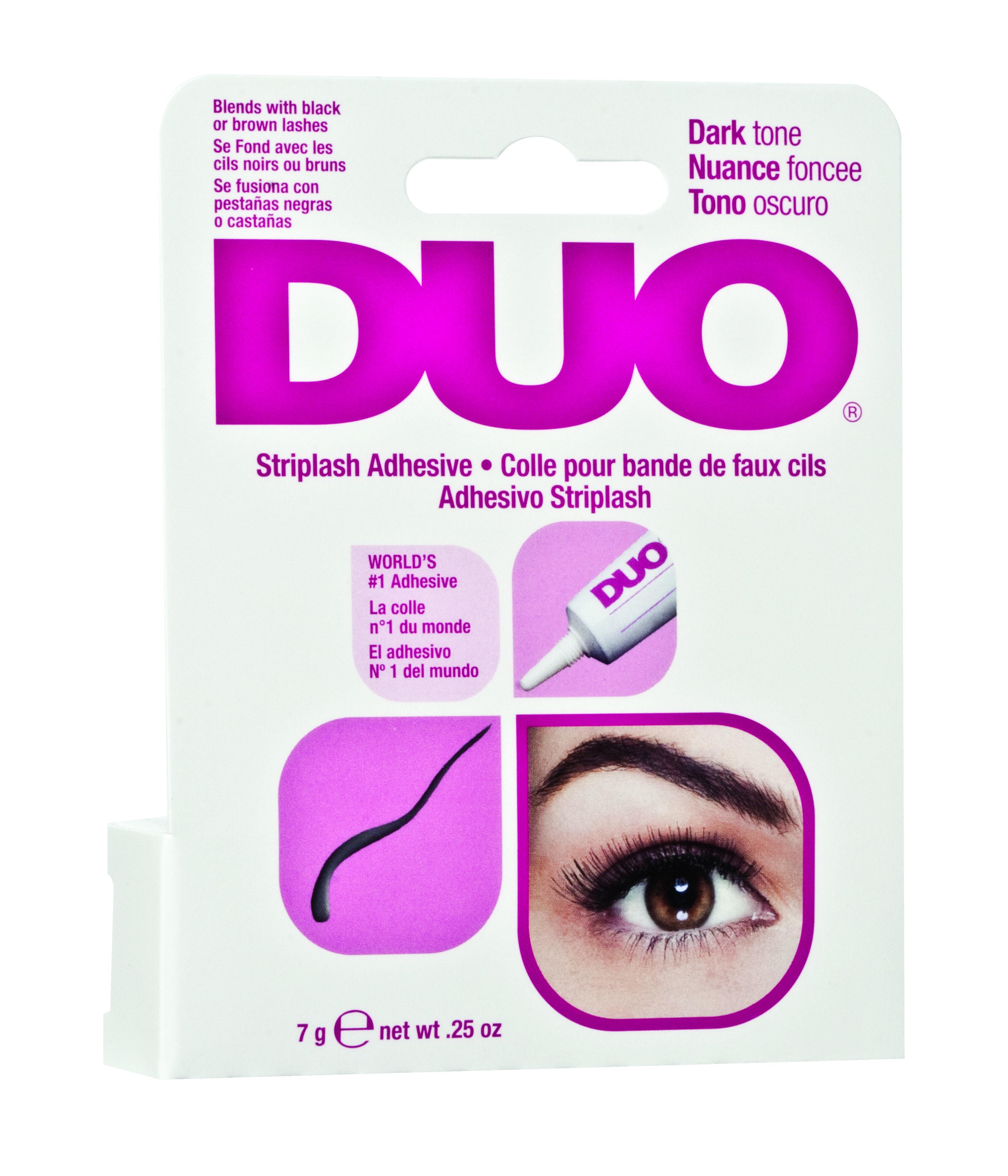 DUO Клей для ресниц черный / Duo Lash Adhesive Dark 7 г фото