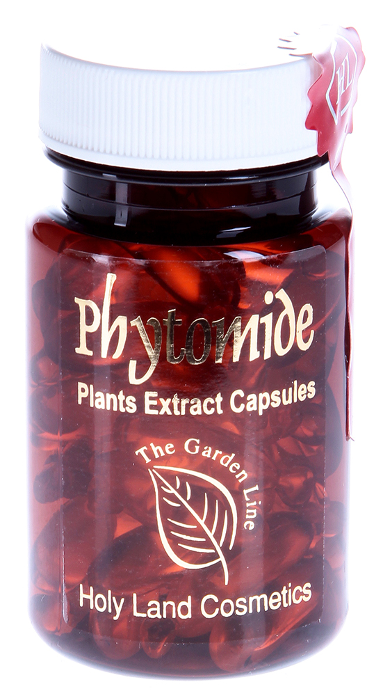 HOLY LAND ������� � ������������� ����������� / Plant Extract Capsules PHYTOMIDE 40��~