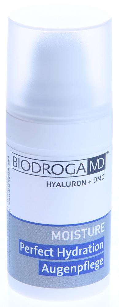 BIODROGA SYSTEMS Крем-уход для кожи вокруг глаз Идеальное увлажнение / MD 15 мл (Д) экстракт марены красильной где