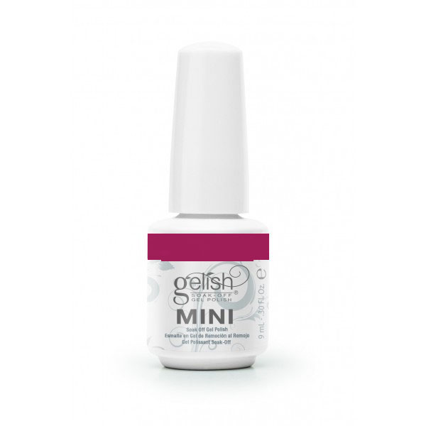 GELISH Гель-лак Carnaval Hangover - Purple / GELISH MINI 9мл