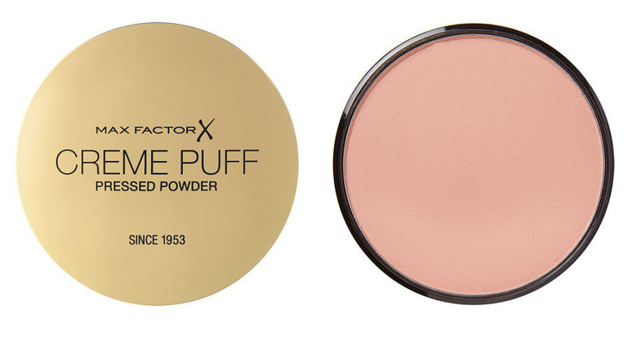 MAX FACTOR Крем-пудра тональная 81 / Creme Puff Powder truly fair