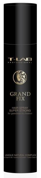 Купить T-LAB Professional Лак супер-сильной фиксации для волос / Styling Line 300 мл