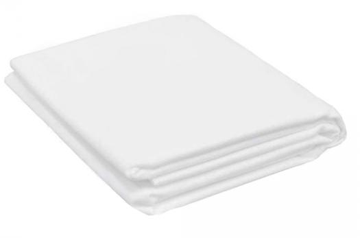 IGRObeauty Простыня 70*200 см 50 г/м2 спанлейс, цвет белый 10 шт - Одноразовые простыни