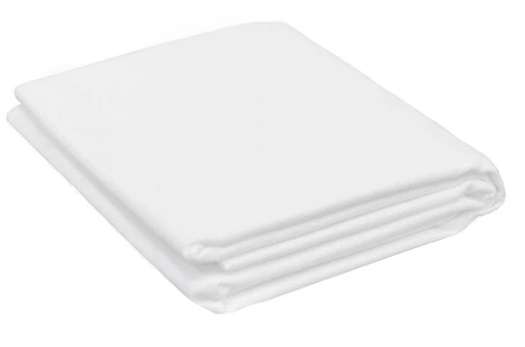 IGRObeauty Простыня 70*200 см 50 г/м2 спанлейс, цвет белый 10 шт