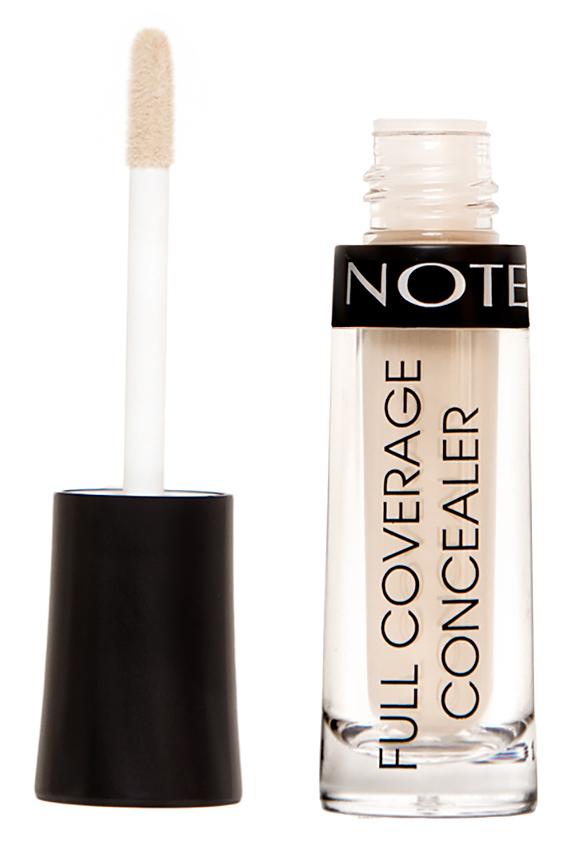 NOTE Cosmetics Консилер жидкий с плотным покрытием 04 / CONCELEAR 2,3 мл