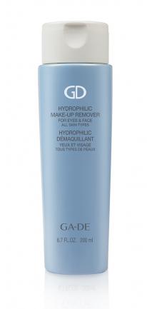 GA-DE Cредство для снятия макияжа с глаз и лица / HYDROPHILICK MAKE UP REMOVER 200мл
