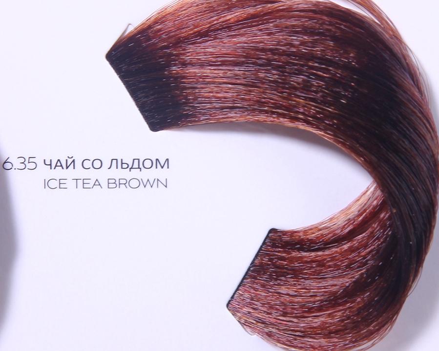 LOREAL PROFESSIONNEL 6.35 краска для волос / ДИАРИШЕСС 50млКраски<br>Краситель Dia Richesse тон в тон &amp;ndash; это щелочной краситель нового поколения без аммиака, который подходит для натуральных волос, позволяя закрасить до 70% первой седины и придать натуральным волосам желаемый оттенок. Формула красителя Dia Richesse содержит в себе технологию Ion&amp;eacute;ne G + Incell, которая позволяет укрепить структуру волоса, масло абрикосовых косточек, укрепляющее межклеточные связи, и олео-элементы, насыщающие волосы питательными элементами. Полимер Topсoat образует на поверхности волоса особую защитную плёнку, которая отражает свет и обеспечивает ослепительный блеск надолго. Краситель Dia Richesse имеет невероятный световой оттенок с красивым блеском и эффектом кондиционирования, что идеально подходит для окрашенных и чувствительных волос. Результат. Краситель Dia Richesse тон в тон   5.25 в результате окрашивания придает волосам более четкий, натуральный цвет. Линия Dia Richesse содержит глубокие, насыщенные оттенки, заметные даже на темной базе, что дарит оттенку мягкость и блеск. Не имеет эффекта отросших корней, возможно осветление до 1,5 тонов и затемнение до 4-х тонов. Активный состав: Технология Ion ne G + Incell, масло абрикосовых косточек, олео-элементы, полимер Topсoat. Применение: Краска для волос Dia Richesse используется совместно с проявителем DIA. Приготовление: налить 75 мл проявителя в аппликатор или пиалу и добавить 50 мл краски Dia Richesse (1 тюбик). Нанести полученную смесь на сухие невымытые волосы от корней до кончиков. Время выдержки краски составляет 20 минут, а для тонирования и мелированных прядей от 5 до 10 минут. После выдержки тщательно смыть краску и промыть волосы шампунем.<br><br>Цвет: Корректоры и другие<br>Объем: 50<br>Вид средства для волос: Укрепляющая