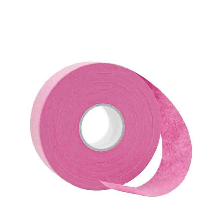 ЧИСТОВЬЕ Полоска для депиляции флизилиновая в рулоне розовая 400 шт