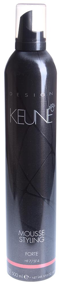 KEUNE Мусс для волос Форте / MOUSSE FORTE 500 мл