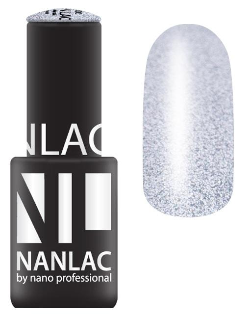 NANO PROFESSIONAL 2031 гель-лак для ногтей, ледяной взгляд / NANLAC 6 мл