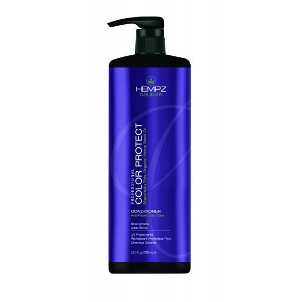 HEMPZ Кондиционер защита цвета окрашенных волос / Color Protect Conditioner 750мл